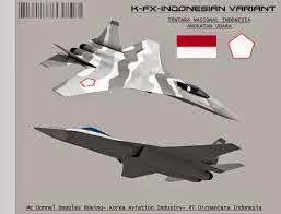 JET TEMPUR KOREA-INDONESIA