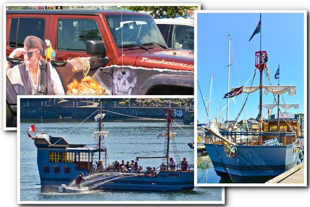Victoria Tourist - Pirate Adventures