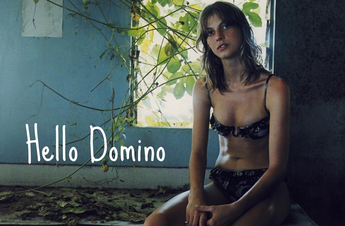 Hello Domino
