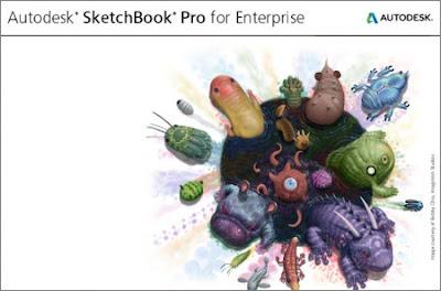 Autodesk SketchBook Pro for Enterprise MULTI 2014+XXDESCARGASX+DOWNLOAD+FULL
