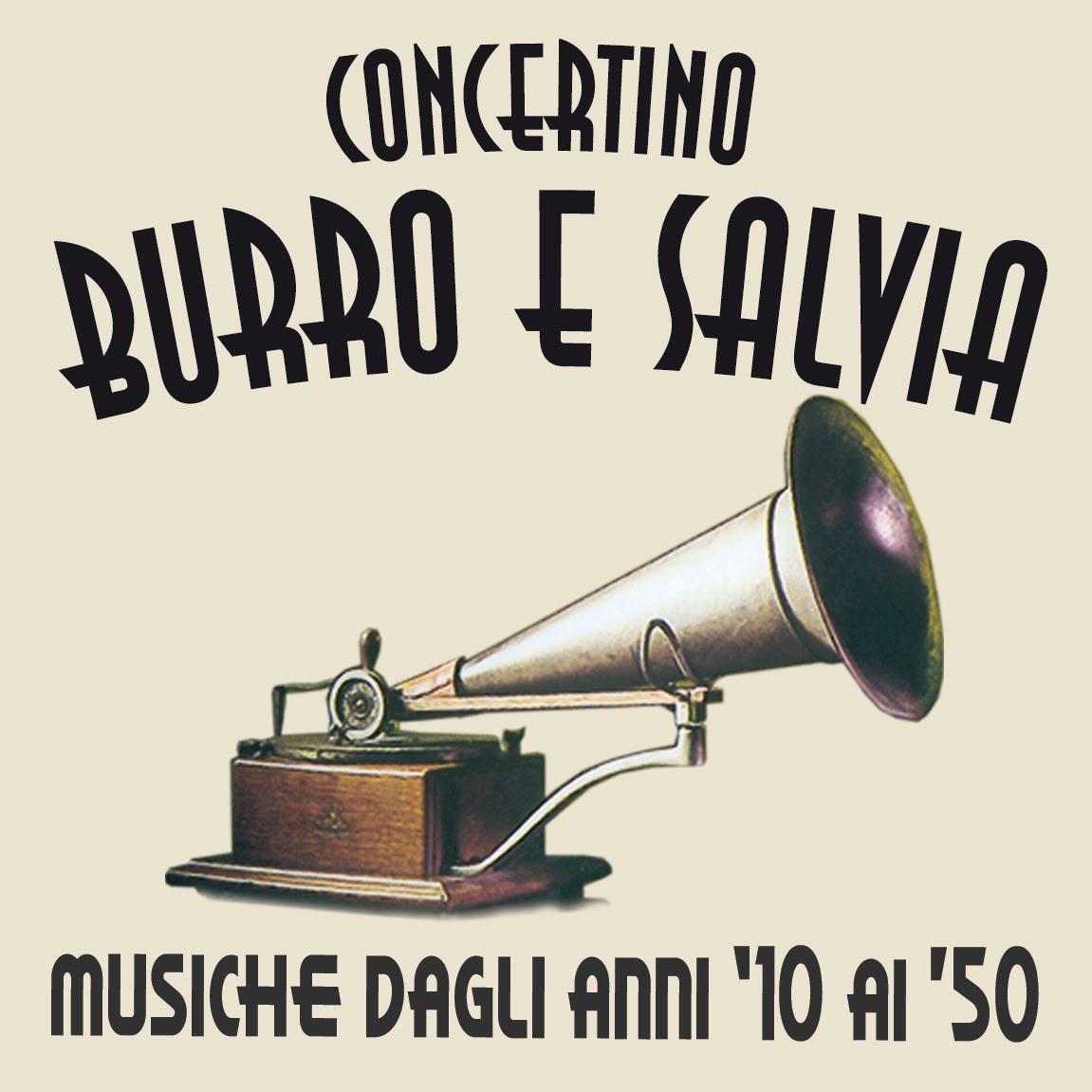 Musica dagli anni '10 ai '50