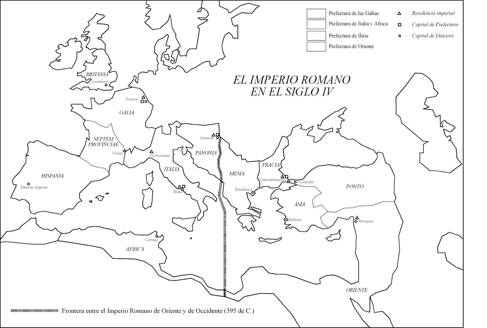 Worksheet. Atlas Histrico Roma e Hispania