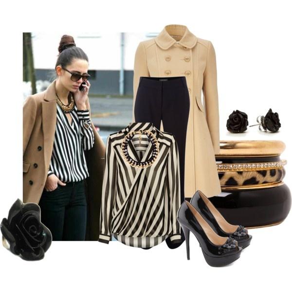 Trendy Women Fashion Fall 2013