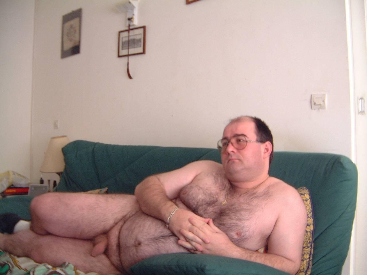 Hairy Handsome Men Sey Bellys
