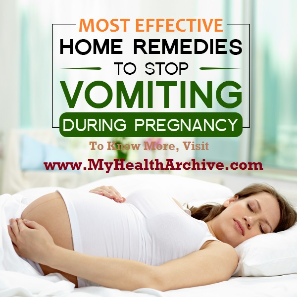 Natural Ways To Get Rid Of Nausea During Pregnancy