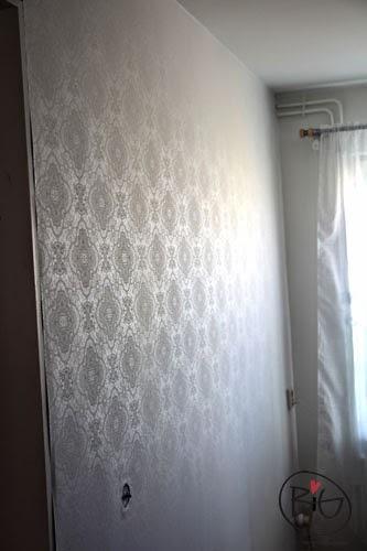 tapet decor maison queen 3218