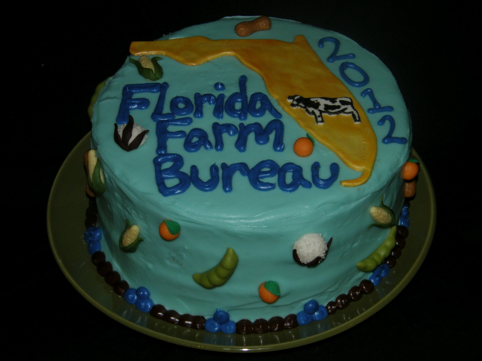 Mrs Lydias Kitchen Florida Farm Bureau Cake Jefferson County