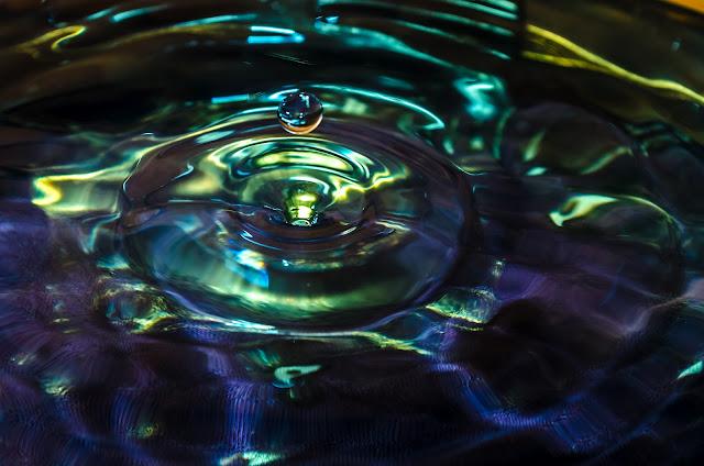 Strobist Water Drop