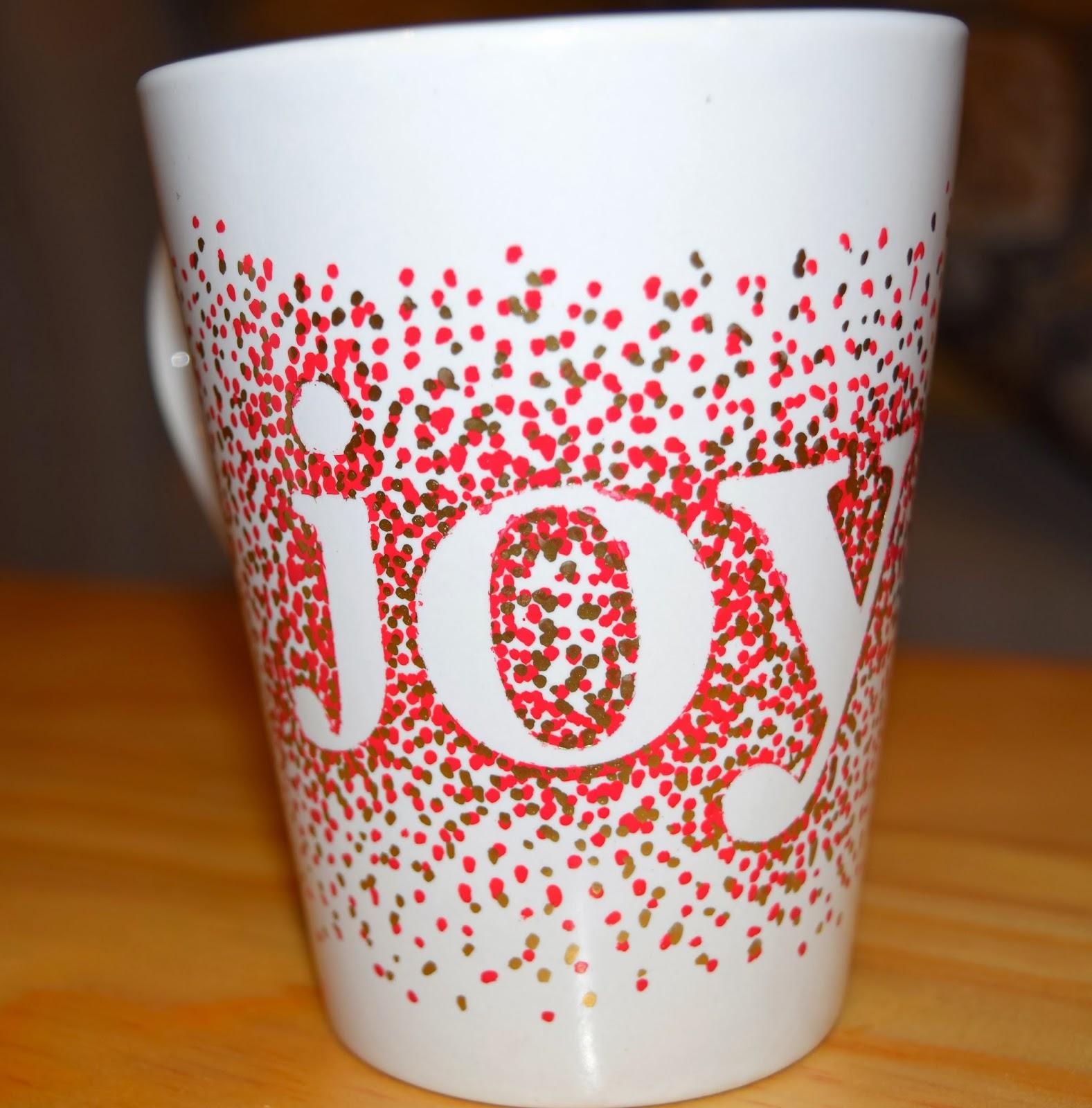 DIY Personalized Mugs   Anchors Aweigh