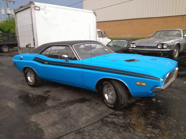 1972 Dodge Challenger for Sale - Buy American Muscle Car