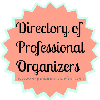 A place where professionals connect with those who need help organizing