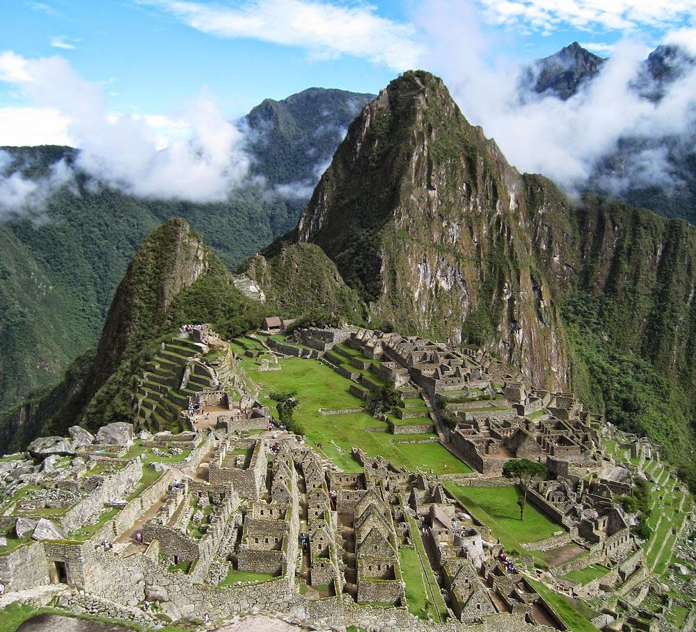 Visita Machu Picchu , Perú