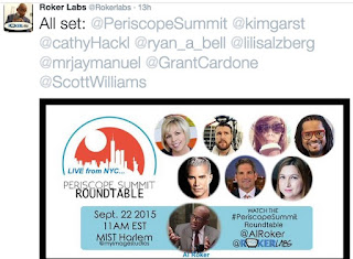 Periscope Summit Roundtable
