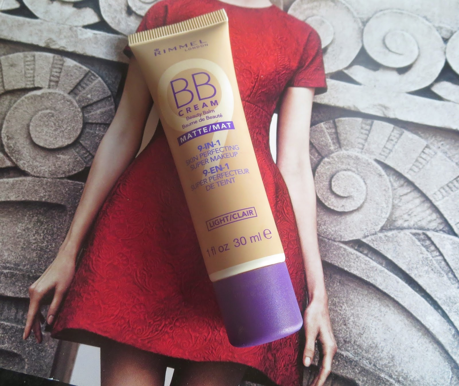 a picture of Rimmel BB Cream Matte, blog