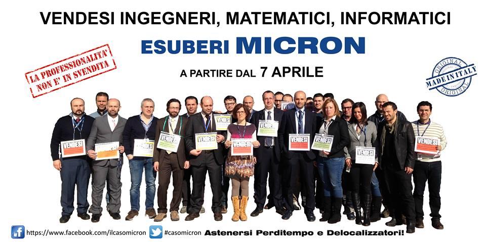 ingegneri matematici e informatici della Micron in vendita su ebay