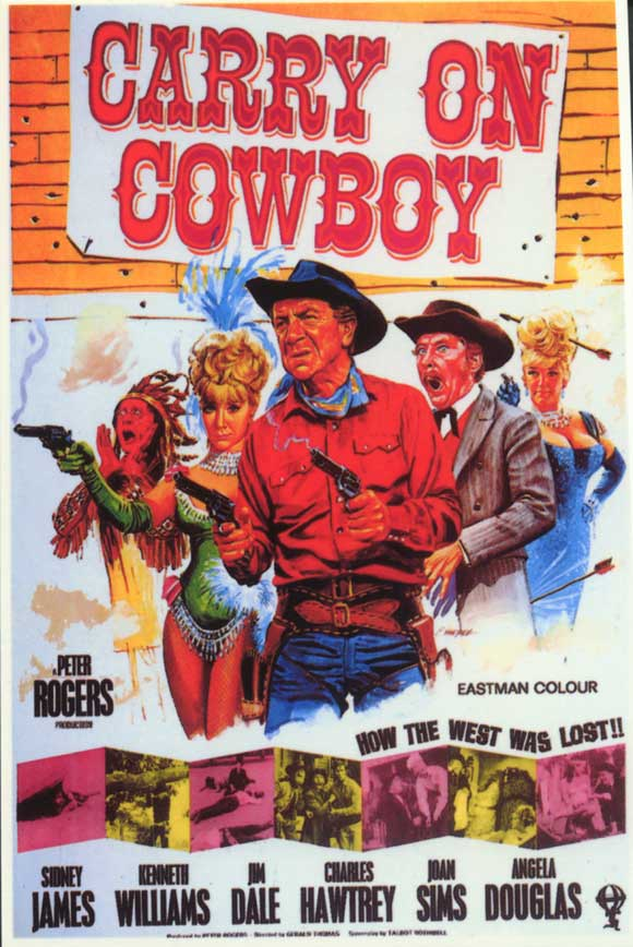 1966 My Favorite Year: Carry On Cowboy