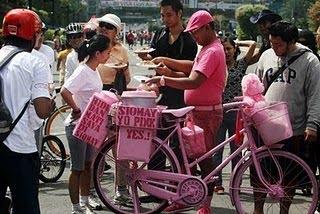 sriyono siomay pink