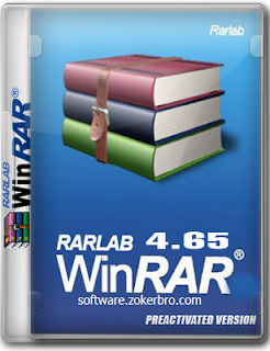 WinRAR 4.65 Full Version