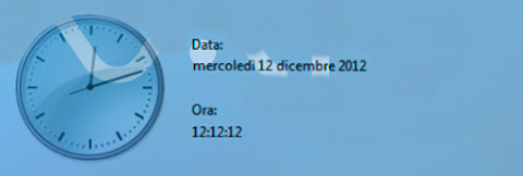 The Final Countdown - Time 12.12.12. Date 12-12-12