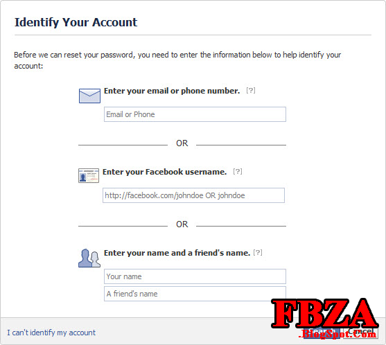 reset facebook Facebook Sign In: How to securely login to Facebook