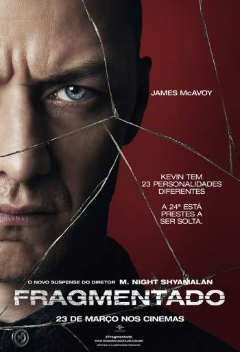 Fragmentado 2017 Torrent – BluRay 720p/1080p Dual Áudio