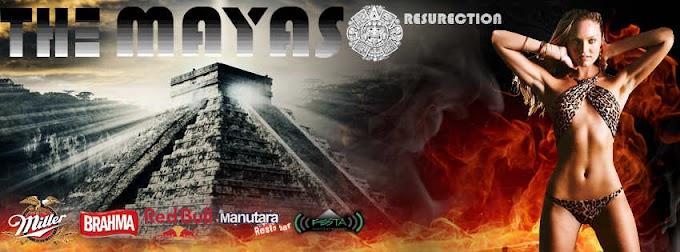 """Fiesta """"The mayas Resurrection"""" en los Arrayanes (13 de abril)"""