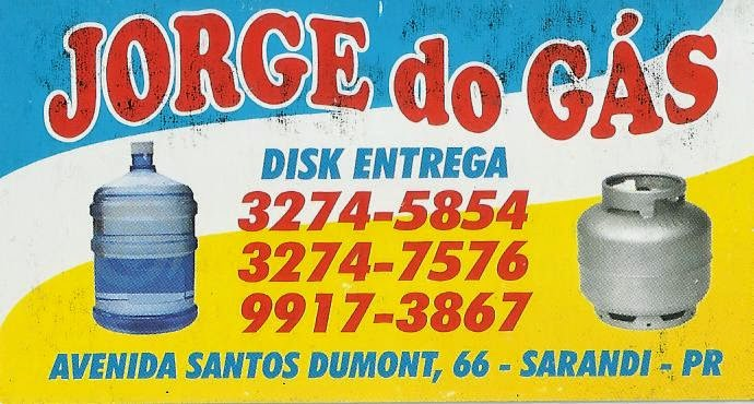 Jorge do Gás