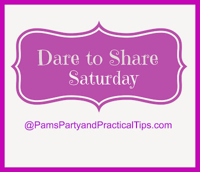 Dare to Share Linky Party