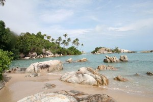 Pantai Parai Tenggiri, Terindah Di Bangka