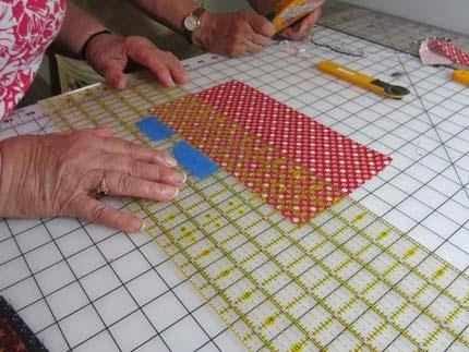 Lista de material para patchwork