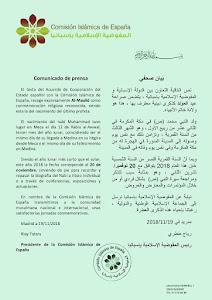 20 de noviembre de 2018,Al Maulid del  Nabi Muhammad PyB