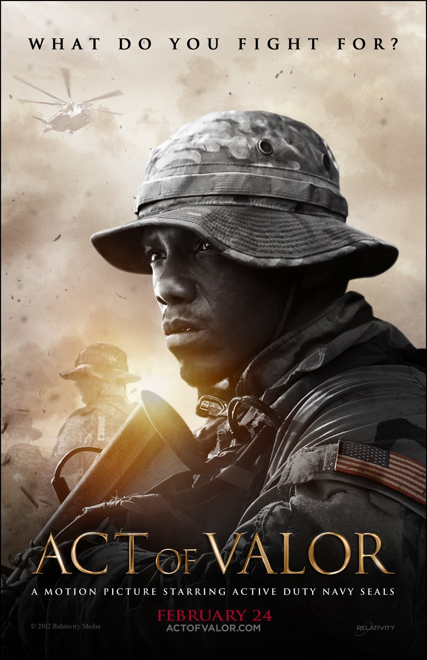 Act of Valor 2012 movie