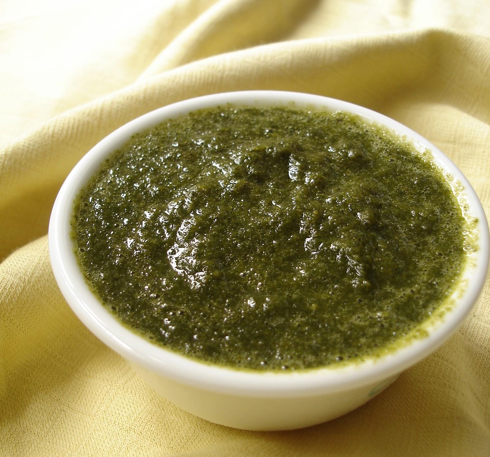 Green Chutney | Indian Dip | Cilantro Chutney