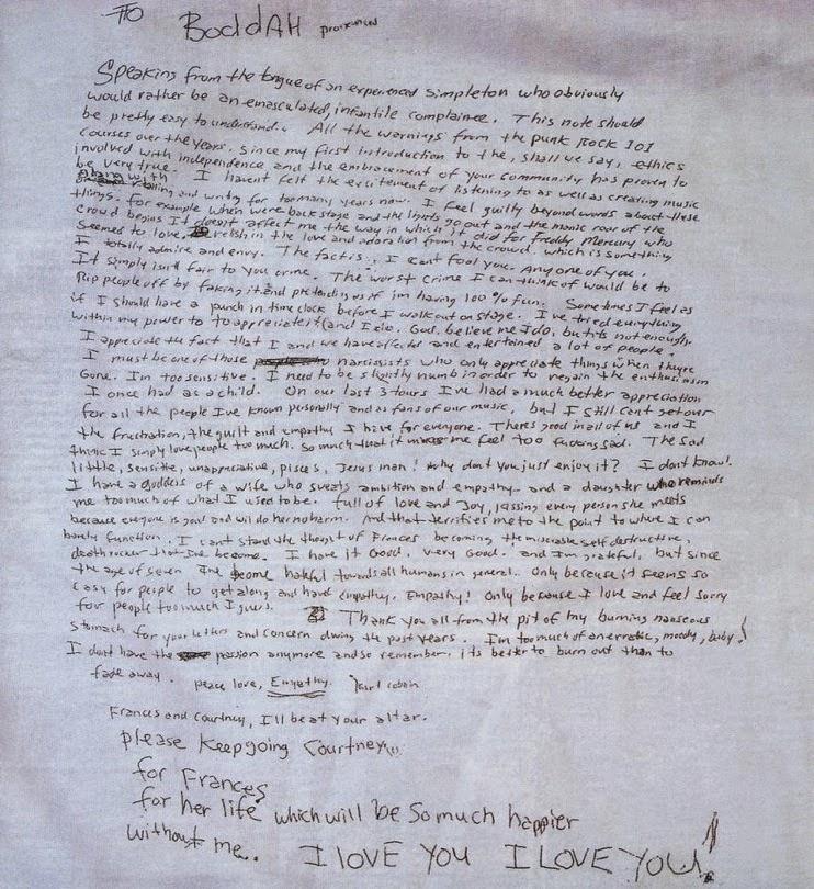 kurt-cobain-lettera-suicidio