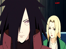 Madara X Tsunade FAN