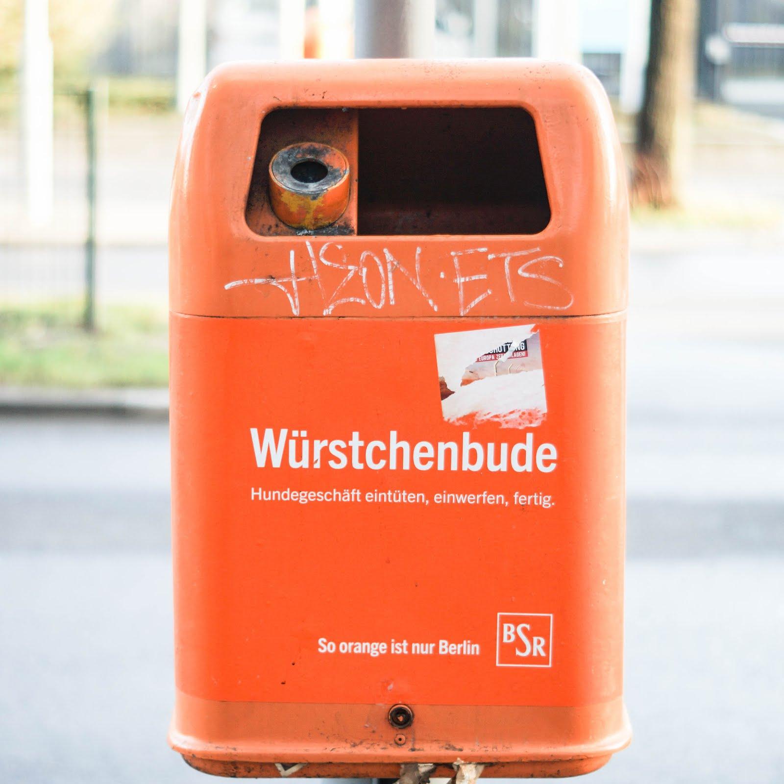 Mon cityguide à Berlin