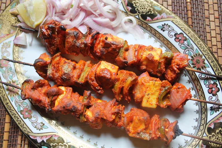 Best Paneer Tikka Recipe