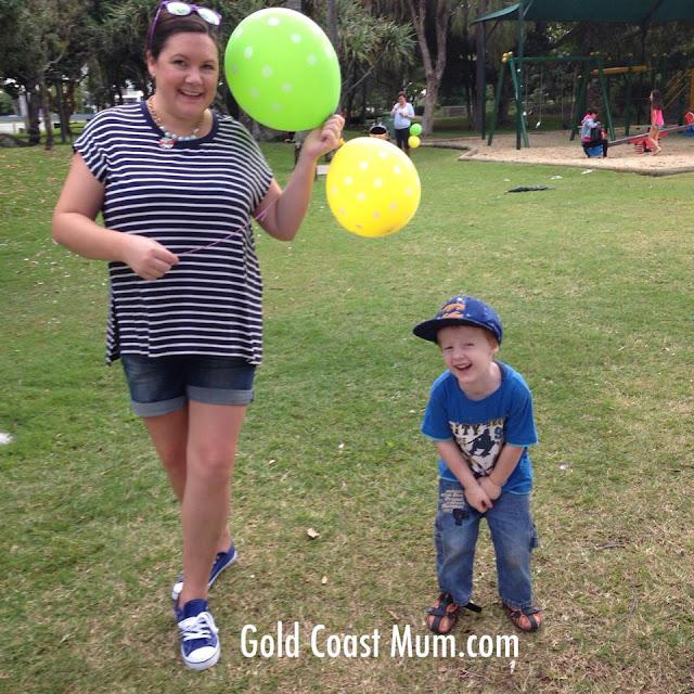 Gold Coast Mum, macintosh island park, surfers paradise
