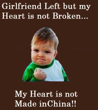 My Heart is not Made in China