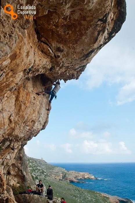 Malta rock climbing app
