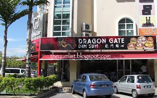 Dragon Gate Dim Sum, Kota Damansara, Dataran Sunway, Chinese, Hong Kong, Breakfast, Lunch, restaurant