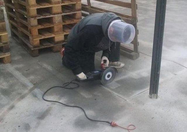 Segurança no trabalho? O que é isso?