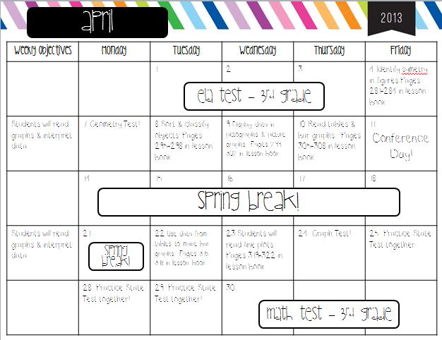 lesson plan forms