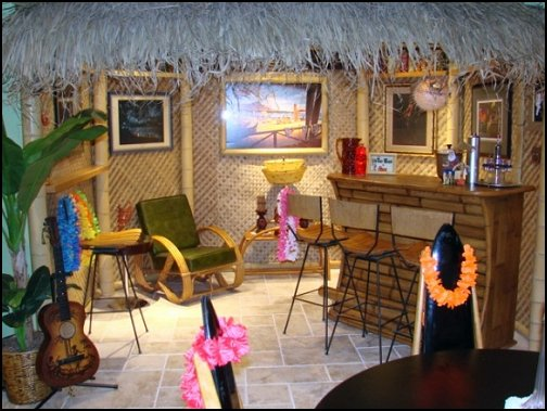 Decorating theme bedrooms maries manor man cave for Beach bar decorating ideas