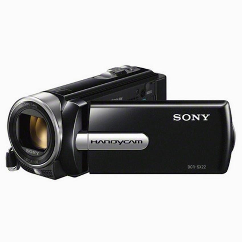 Sony DCR SX22E