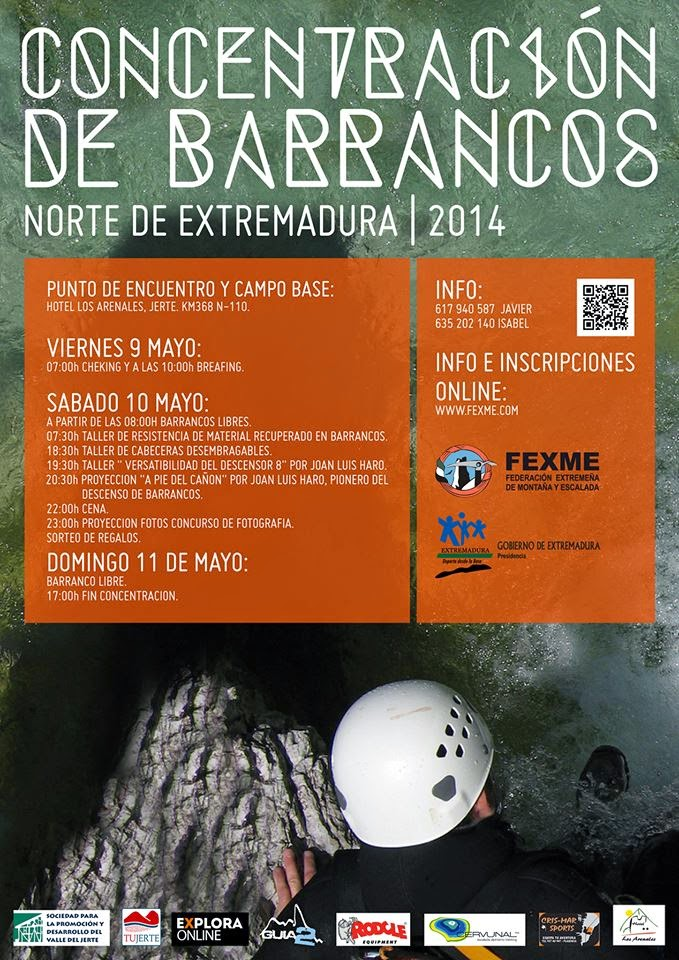 IV Concentración de Barrancos Norte de Extremadura