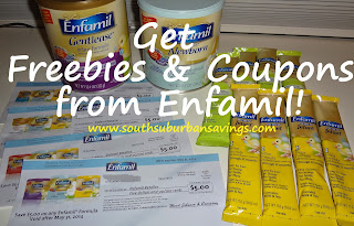 Get Enfamil FREEBIES and Coupons!!