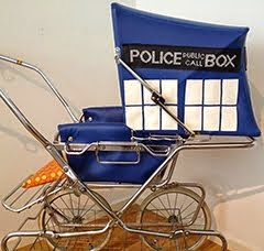 The Tardis Baby Carriage