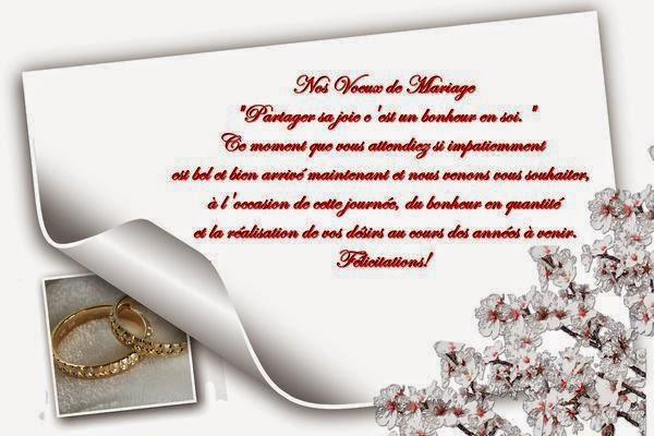 carte mariage f licitations invitation mariage carte mariage texte mariage cadeau mariage. Black Bedroom Furniture Sets. Home Design Ideas