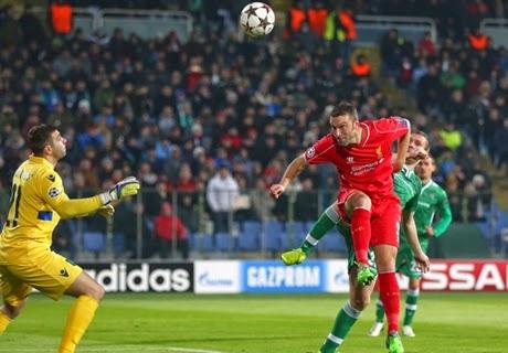 Liverpool Berbagi Angka 2-2 Atas Ludogorets